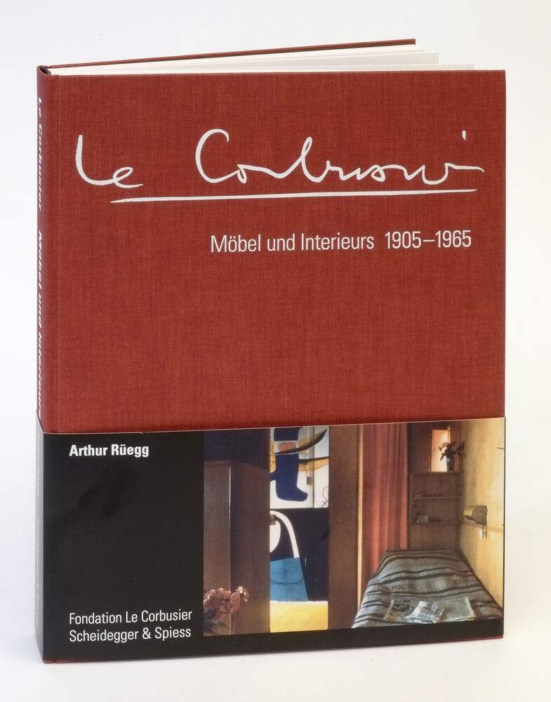 le corbusier m bel und interieurs 1905 1965 deutsche ausgabe 60 00. Black Bedroom Furniture Sets. Home Design Ideas