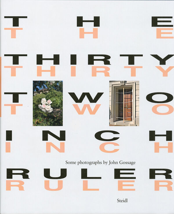 The Thirty–Two Inch Ruler by John Gossage
