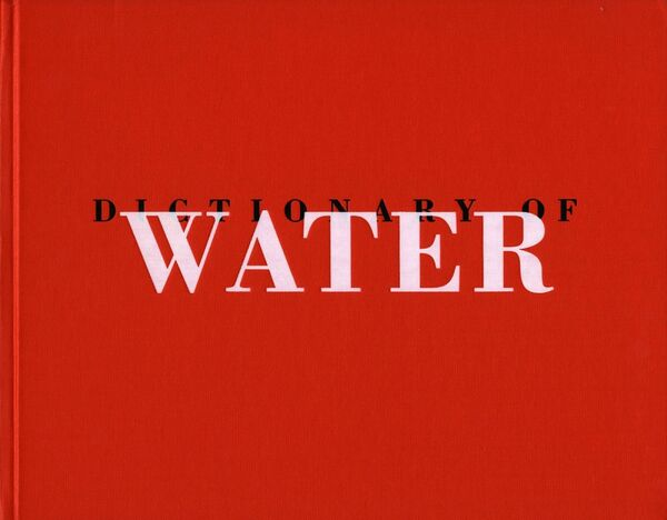 Roni Horn – Dictionary of Water
