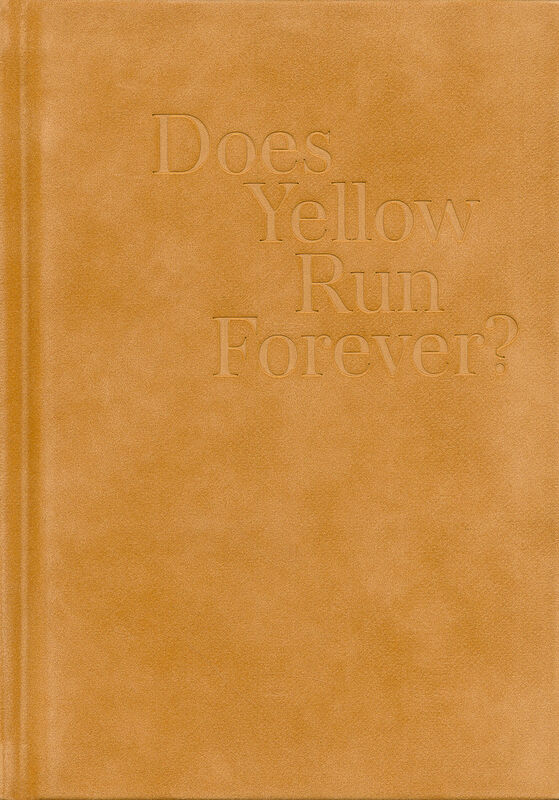 Paul Graham – Does Yellow Run Forever?