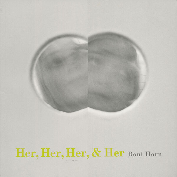 Roni Horn – Her, Her, Her, & Her