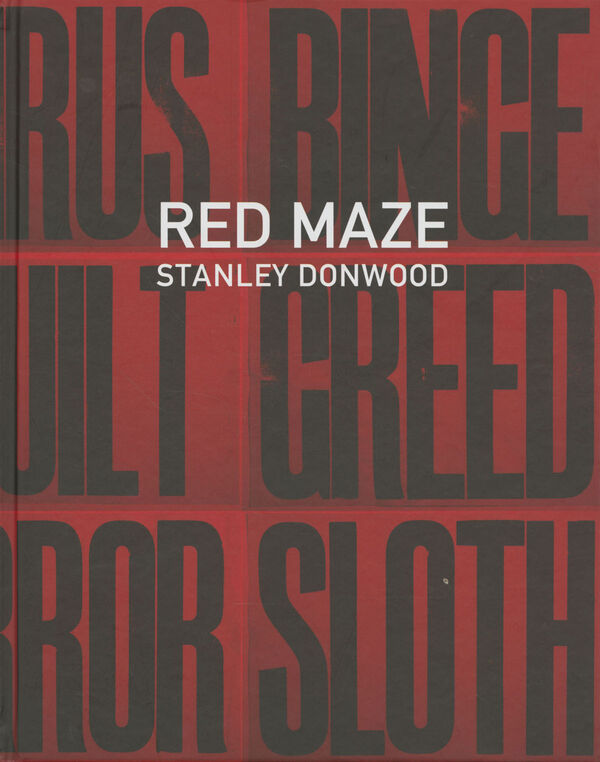 Stanley Donwood – Red Maze