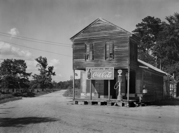 "Walker Evans – Fine Art Print ""Post Office"""