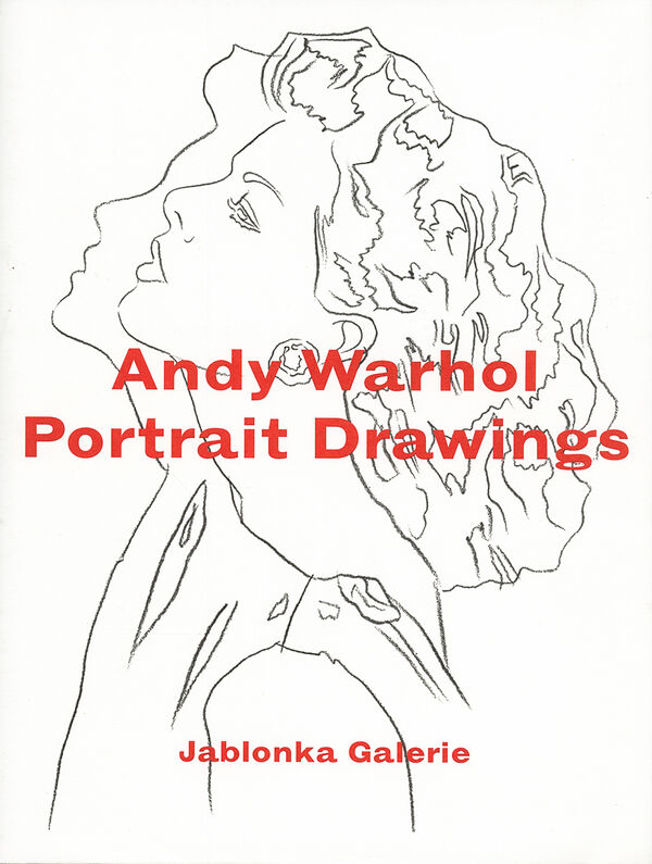 Andy Warhol – Portrait Drawings