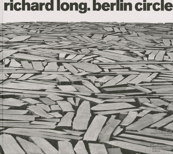 Richard Long – Berlin Circle