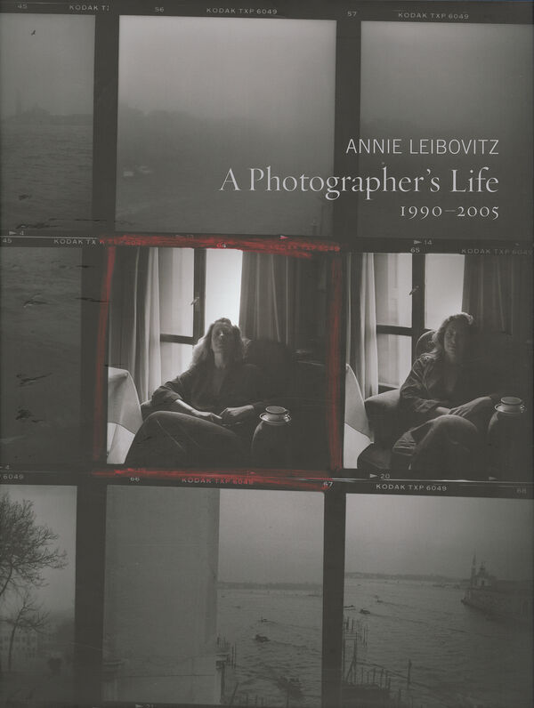 Annie Leibovitz – A Photographer's Life (sign.)