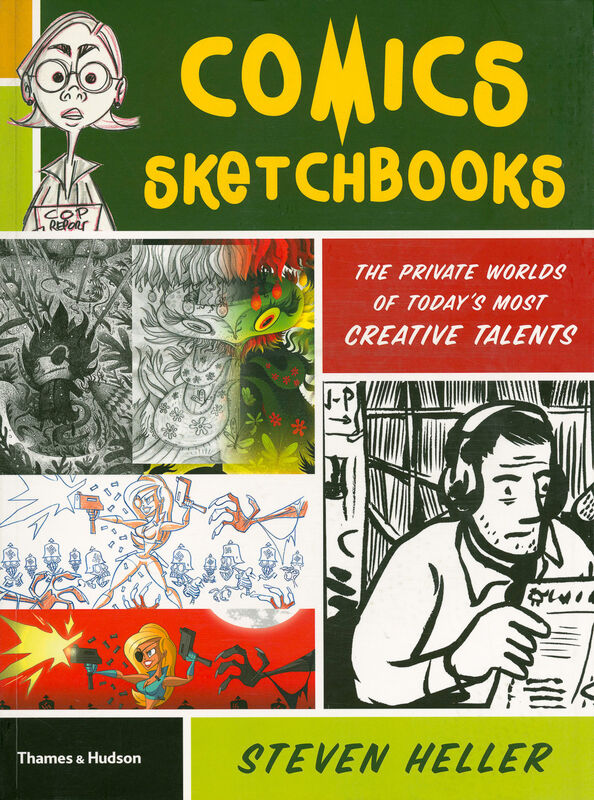 Steven Heller – Comics Sketchbook