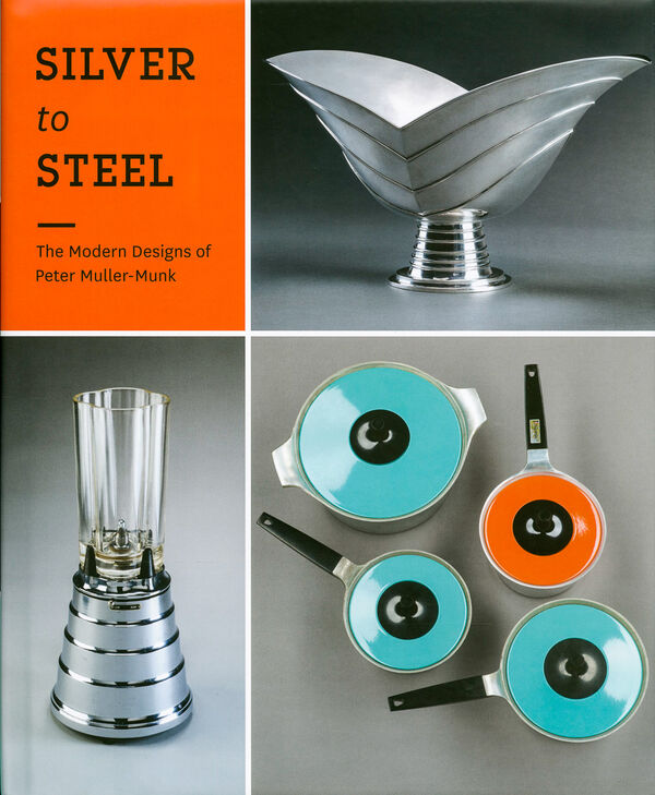 Silver to Steel – The Modern Designs of Peter Muller-Munk