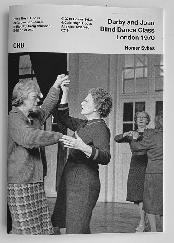 Homer Sykes – Darby and Joan Blind Dance Class London
