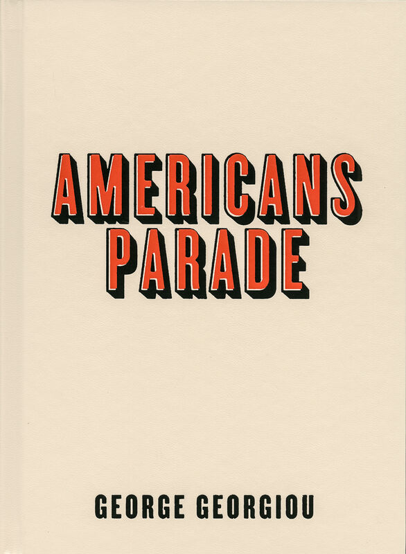 George Georgiou – Americans Parade (sign.)