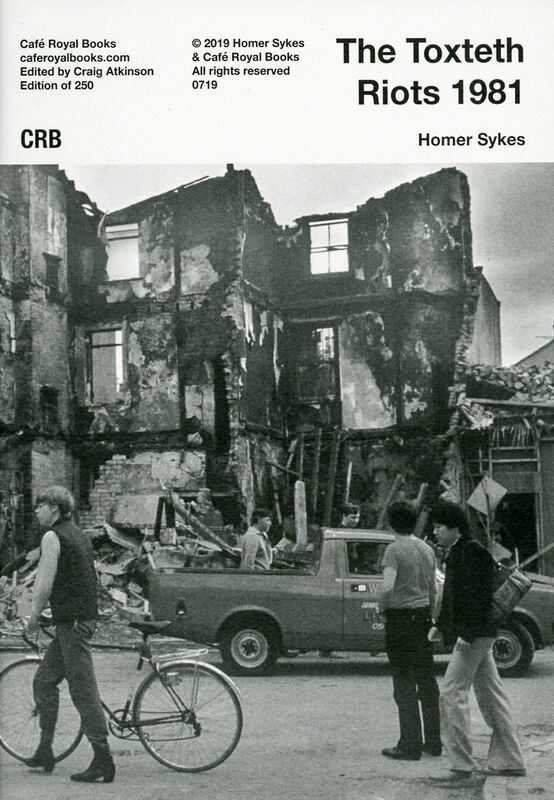 Homer Sykes – The Toxteth Riots 1981