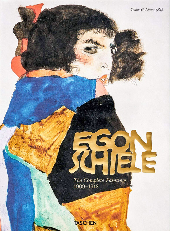 Egon Schiele – The Complete Paintings
