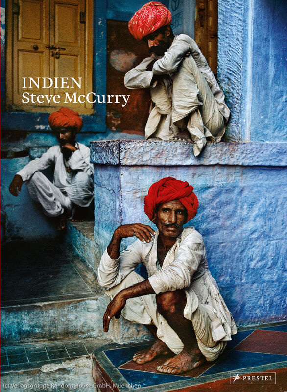 Steve McCurry – Indien
