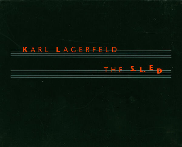 Karl Lagerfeld – The S.L.ED