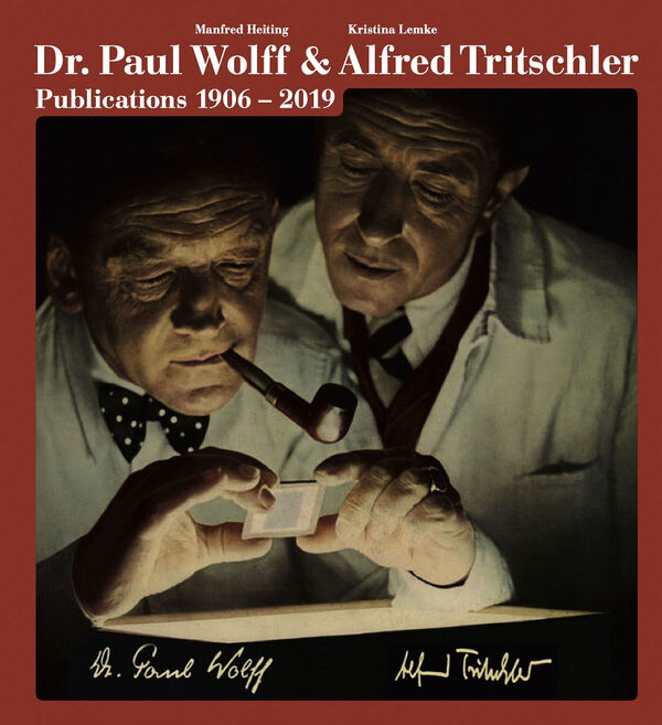 Dr. Paul Wolff & Alfred Tritschler – Printed Images