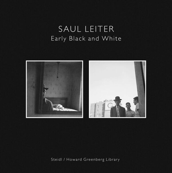 Saul Leiter – Early Black and White
